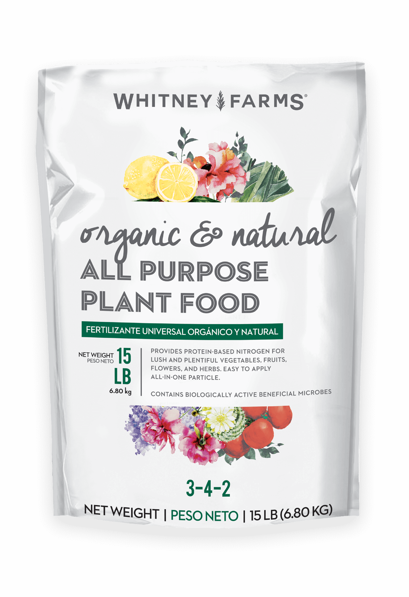 Whitney Farms All Natural Plant Food